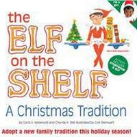 The Elf on the Shelf (Girl): A Christmas Tradition [With Book] (Övrigt format, 2012)
